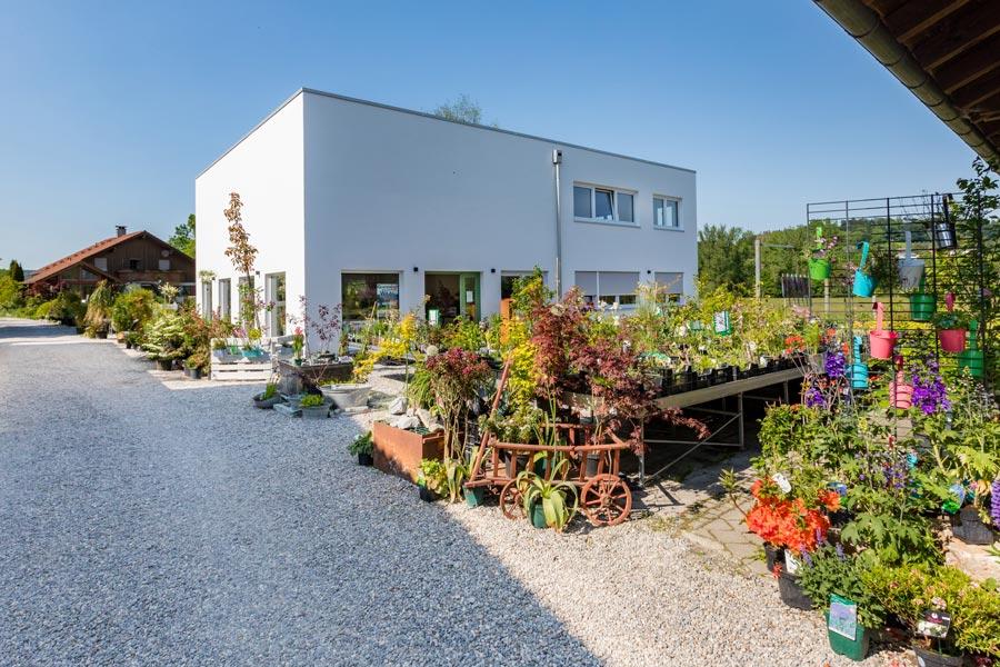 Garten Hartmann in Obergünzburg